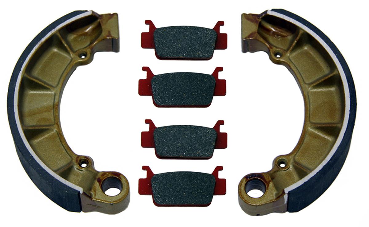 Factory Spec FS-451 Brake Pad
