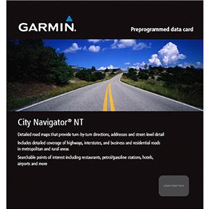 Garmin 0101163200 City Navigator Eastern Africa NT - microSD/SD Card