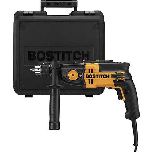"""Bostitch .5"""" Vsr 2-Speed Hammerdrill/Drill, BTE140K"""