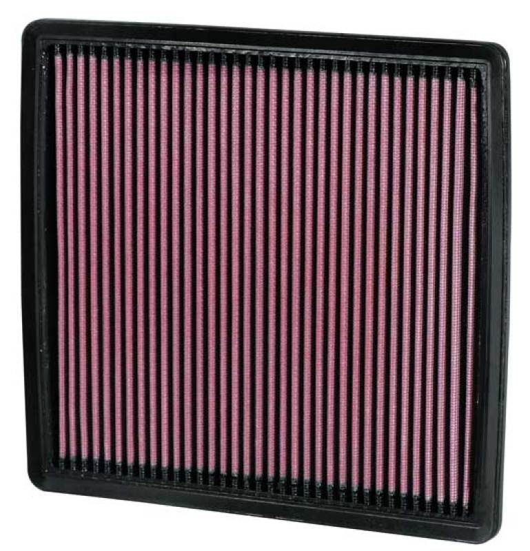 K&N 09-13 Ford F150 / 08-13 F250/F350/450/550 SD / 10-13 F150 SVT Raptor Drop In Air Filter