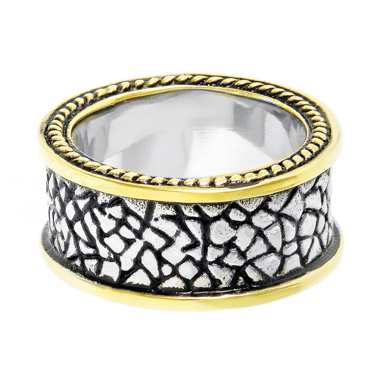 Metro Jewelry Stainless Steel Ring GIP