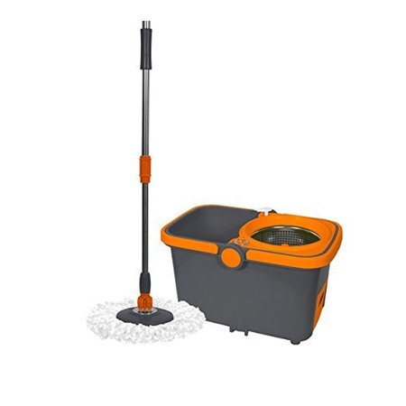 85333 Casabella Spin Cycle Mop With Bucket 85333