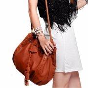 IUNeed Lady Handbag Shoulder Bag Tote Purse Leather Women Messenger Hobo Bags BW
