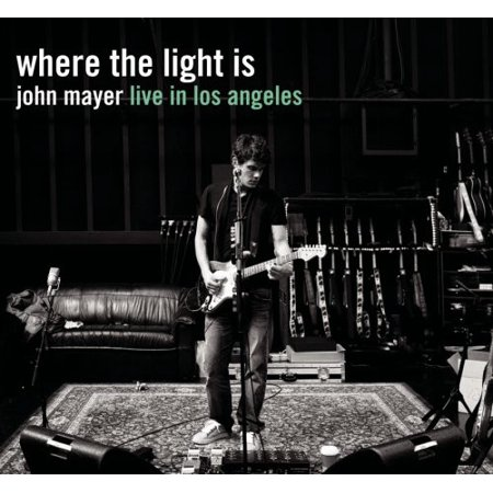 Where the Light Is: John Mayer Live in Los Angeles (CD) (Los Angeles Halloween Concert)