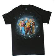 Big Bang Theory Big Men's Graphic Tee, 2XL