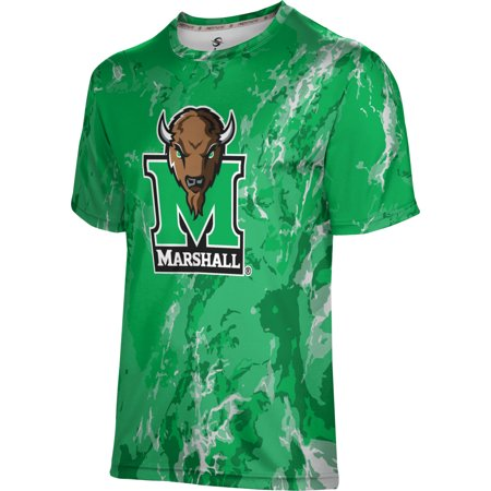Marshall University - ProSphere Men's Marshall University Marble Tech Tee