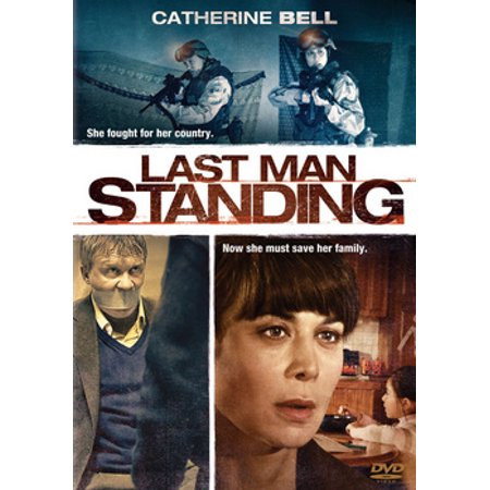 LAST MAN STANDING (DVD) (DOL DIG 5.1/1.78/ENG/FRENCH(PARISIAN) (DVD) - Last Man Standing Halloween