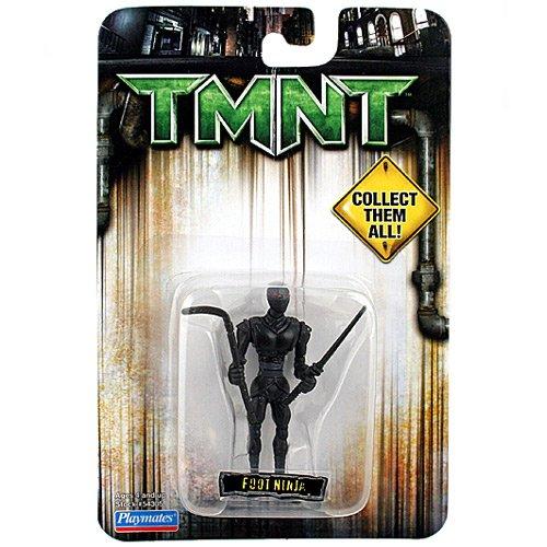 Teenage Mutant Ninja Turtles Movie Mini Figure Foot Ninja By Playmates