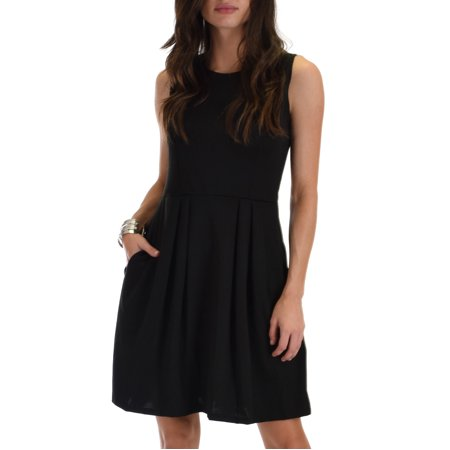 Clothing Showroom Sleeveless A-line Skater Dress
