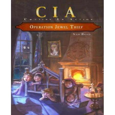 Operation Jewel Thief : Operation Jewel Thief