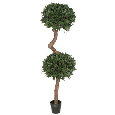 Laurel Three Light (Autograph Foliages W-130200 6 ft. French Laurel Tree,)