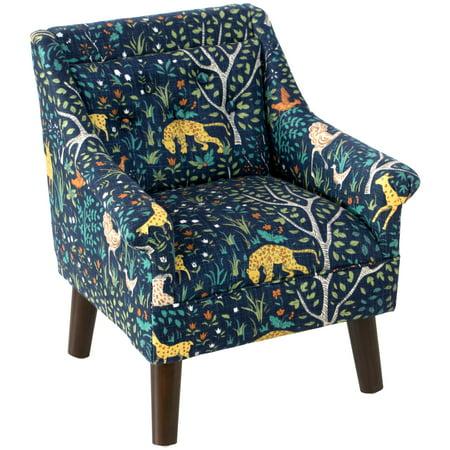 Skyline Furniture Kid S Chair In Folkland Admiral