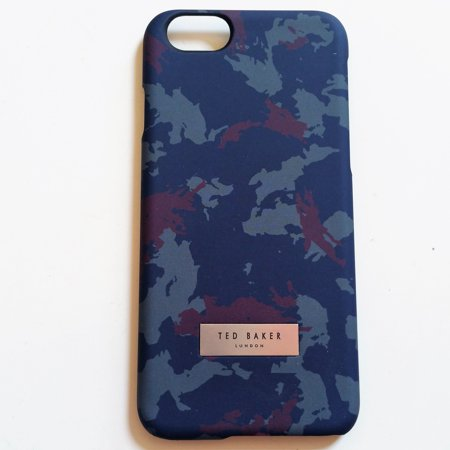 Ted Baker Leather Case (Ted Baker London Channon Polycarbonate Phone Case for iPhone 6 6s Multicolor)