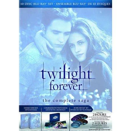 Twilight Forever The Complete Saga 774212105579 Walmart Com