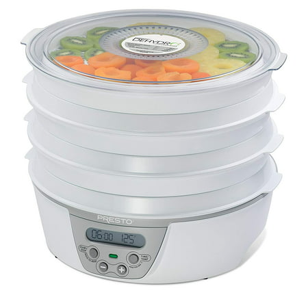 Presto Dehydro Digital Electric Food Dehydrator (Presto 06300 Dehydro Electric Food Dehydrator Canada)