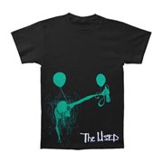 Used Men's  Balloons T-shirt Black