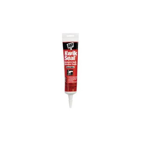 Dap White Kwik-Seal All-Purpose Caulk 18001
