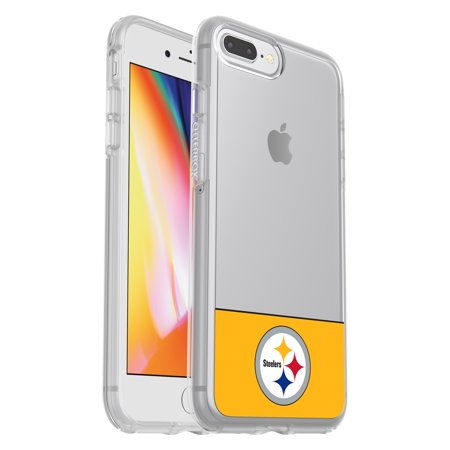 Pittsburgh Steelers OtterBox iPhone Clear Symmetry Case