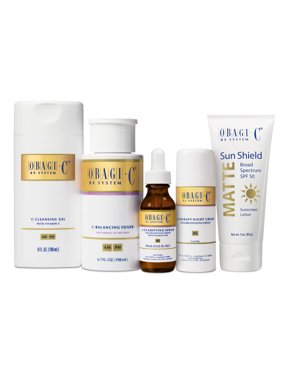 Obagi Medical Obagi-C Fx System, Normal to Oily Skin, 5 Piece System