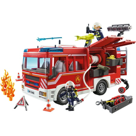 PLAYMOBIL Fire Engine ()