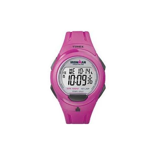 Timex Alarm Chronograph Plastic Ladies Watch T5K780 by Timex