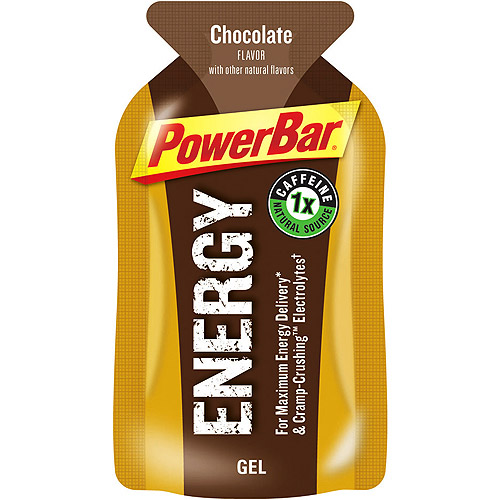 PowerBar PowerGel  Performance Energy Gel, 24 ea