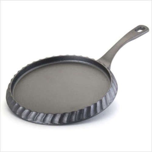 Paula Deen 11'' Cast Iron Hoe Cake Pan