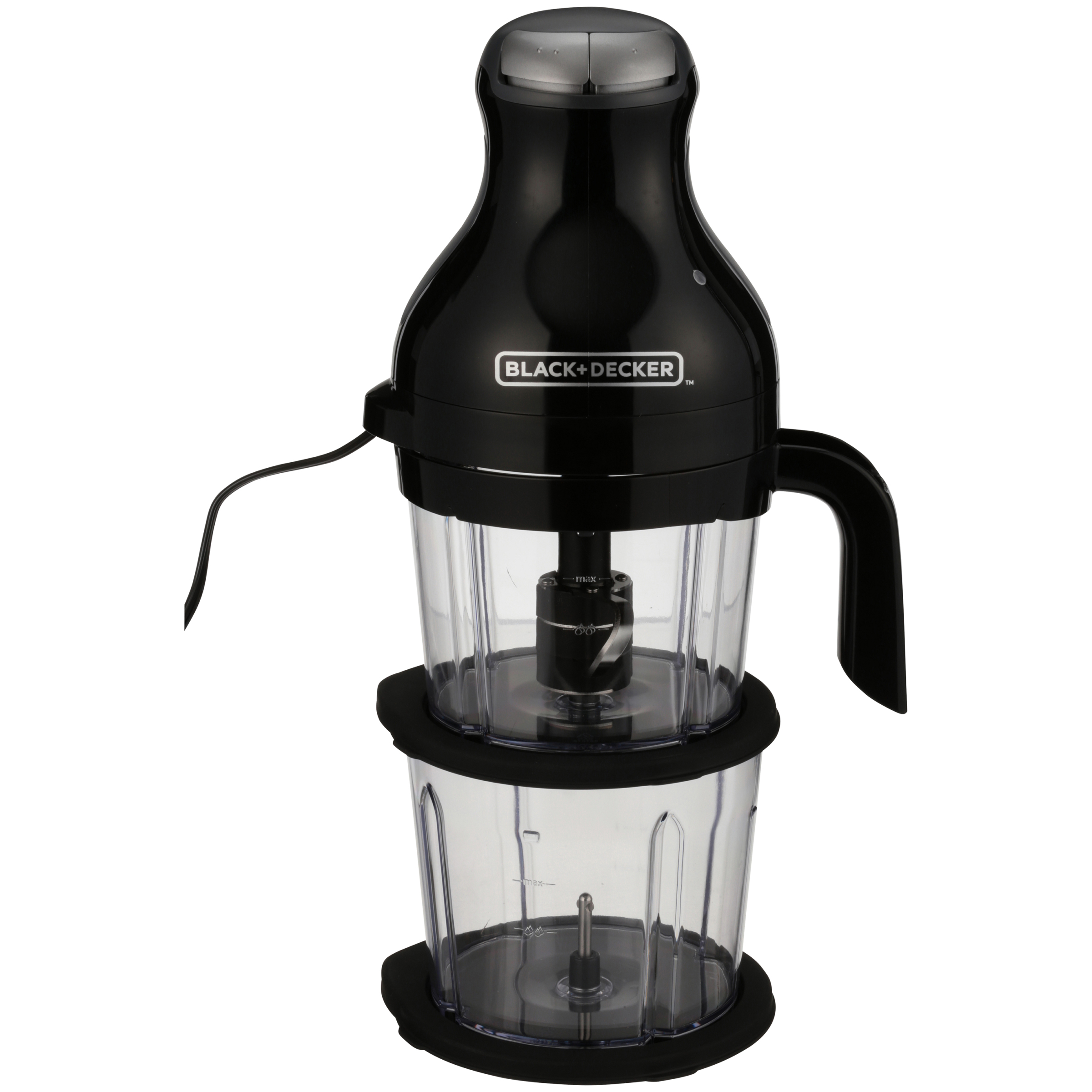 Black & Decker Prep & Blend Multi-Chopper, Black, PS2000BD by The Black & Decker Corporation and Spectrum Brands, Inc.