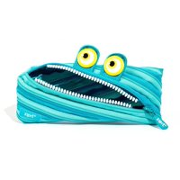 ZIPIT Wildlings Pencil Case, Blue