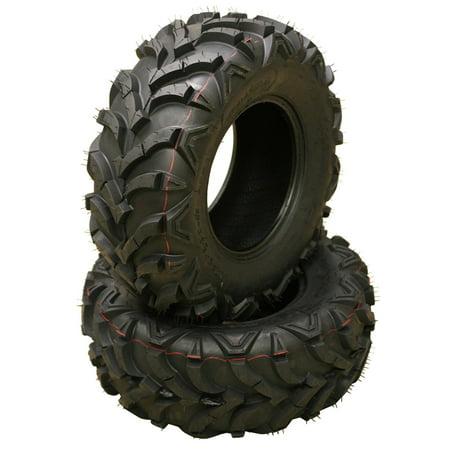 2 New Wanda Atv Utv Tires 22X10 9  6Pr P341  10251