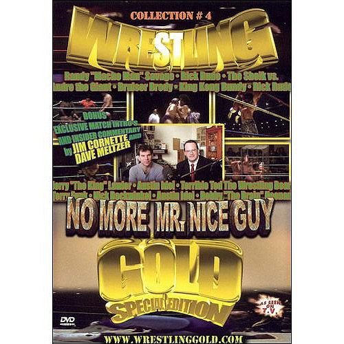 Wrestling Collection #4: No More Mr. Nice Guy