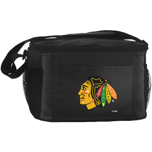 Chicago Blackhawks 6-Pack Cooler Bag