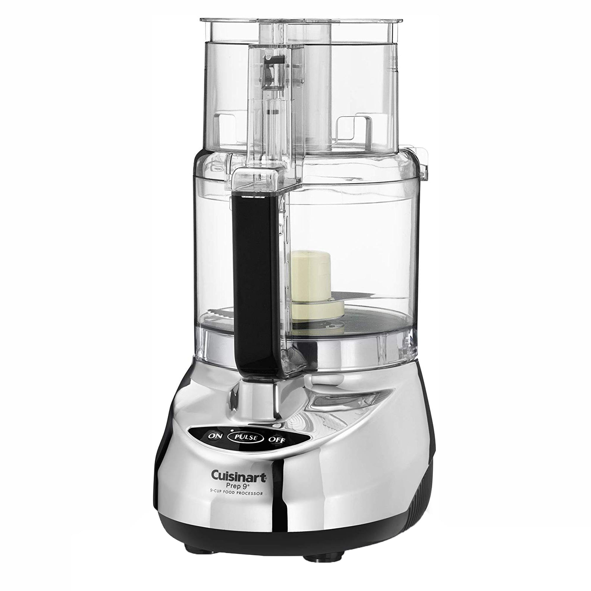 Cuisinart Prep 9 9-Cup Food Processor, Stainless Steel