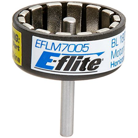 E-flite EFLM700501 180 Motor Outer Housing and Shaft 2500Kv - image 2 de 2