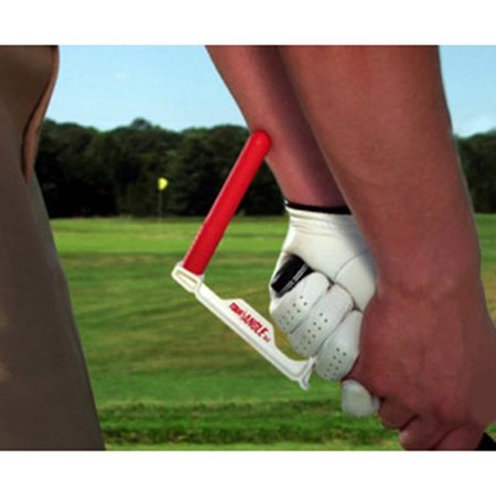 Left Handed Golf Swing Trainer (Tour Angle 144 Golf Swing Training Aid (Left Handed Golfer) )