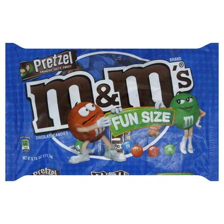 Mars North America M & M Chocolate Candies, 9 78 oz