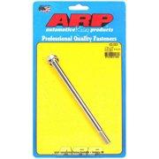 ARP Alternator Pivot Bolt Kit Hex Head Polished Stainless Chevy P/N 430-3303