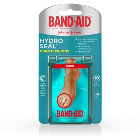 Band-Aid Brand Hydro Seal Bandages Corn Cushion - Medium (Halloween Band Aids)