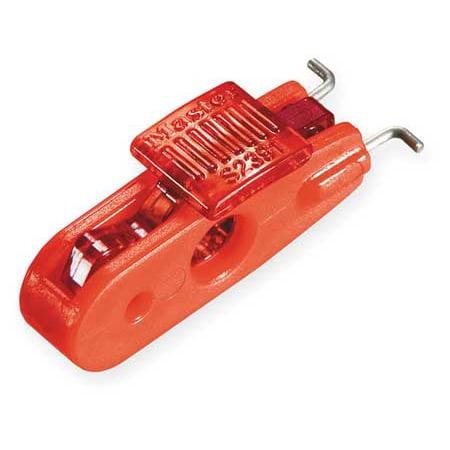 Circuit Breaker Handle Lock (MASTER LOCK S2391 Mini Circuit Breaker LO,Pin-Out,Wide )