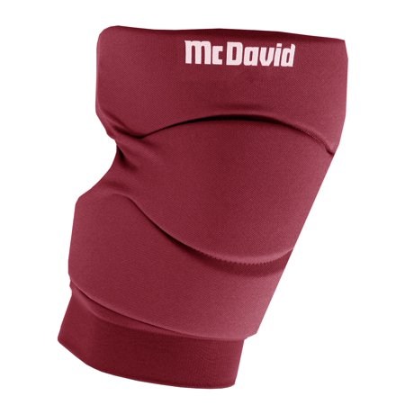 Sliding Pad Short - McDavid MD-648 Uni-Sex Short Softball Single Sliding Pad (1) Scarlet-XLarge