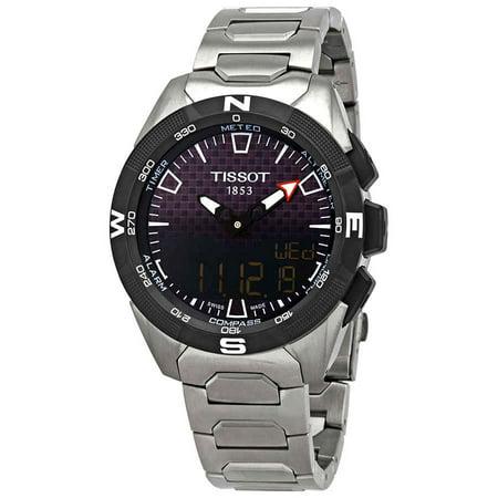Tissot T-Touch Expert Solar II Quartz Men's Titanium Watch T110.420.44.051.00 (Watches For Men Touch)