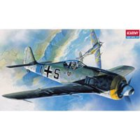 1/72 Fw190A6/8 Butcher Fighter
