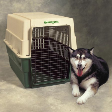 Kennel Aire Extra Large Remington Plastic Dog Carrier