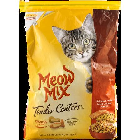 Meow Mix Soft Cat Food Seafood