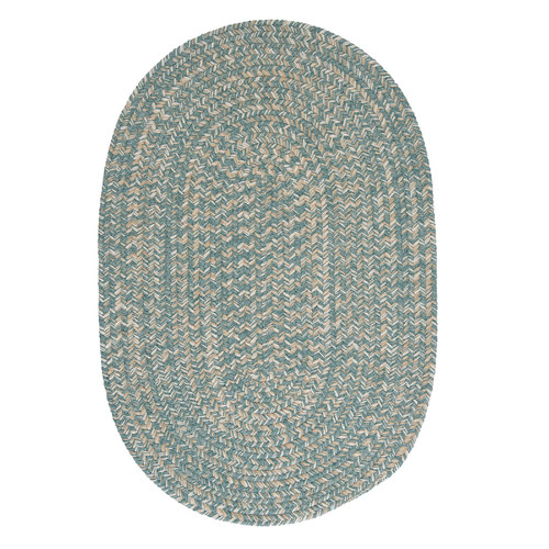 Colonial Mills Tremont Teal Area Rug