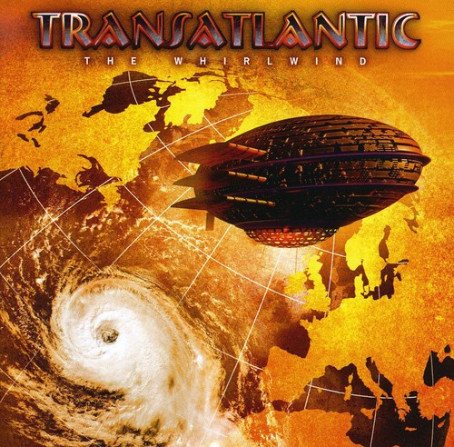 Transatlantic Whirlwind [CD] by