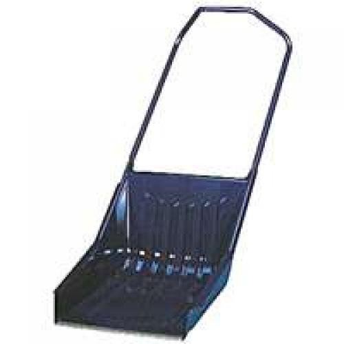 Ames Steel Avalanche Ergo Sleigh Snow Shovel With Wear Strip  1600900 - Pack of 6