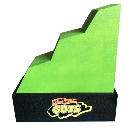 Super Aggro Crag Guts TV Show Prop Costume Global Mega Radical Rock Trophy Gift - Halloween Guts Recipes