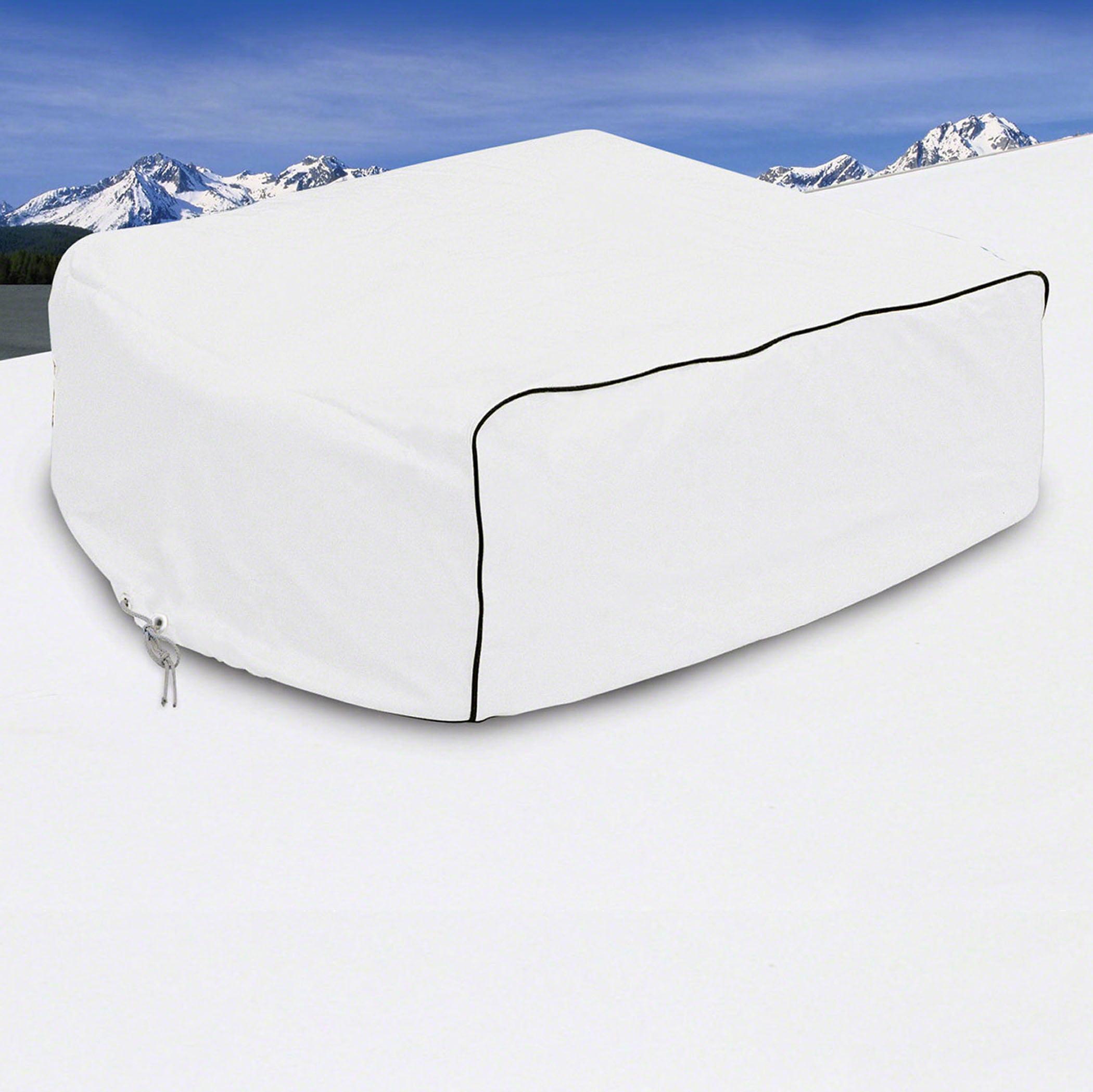 Classic Accessories OverDrive RV Air Conditioner Storage Cover, White