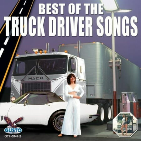 Best Of Truck Driver Songs - Best Rock And Roll Halloween Songs
